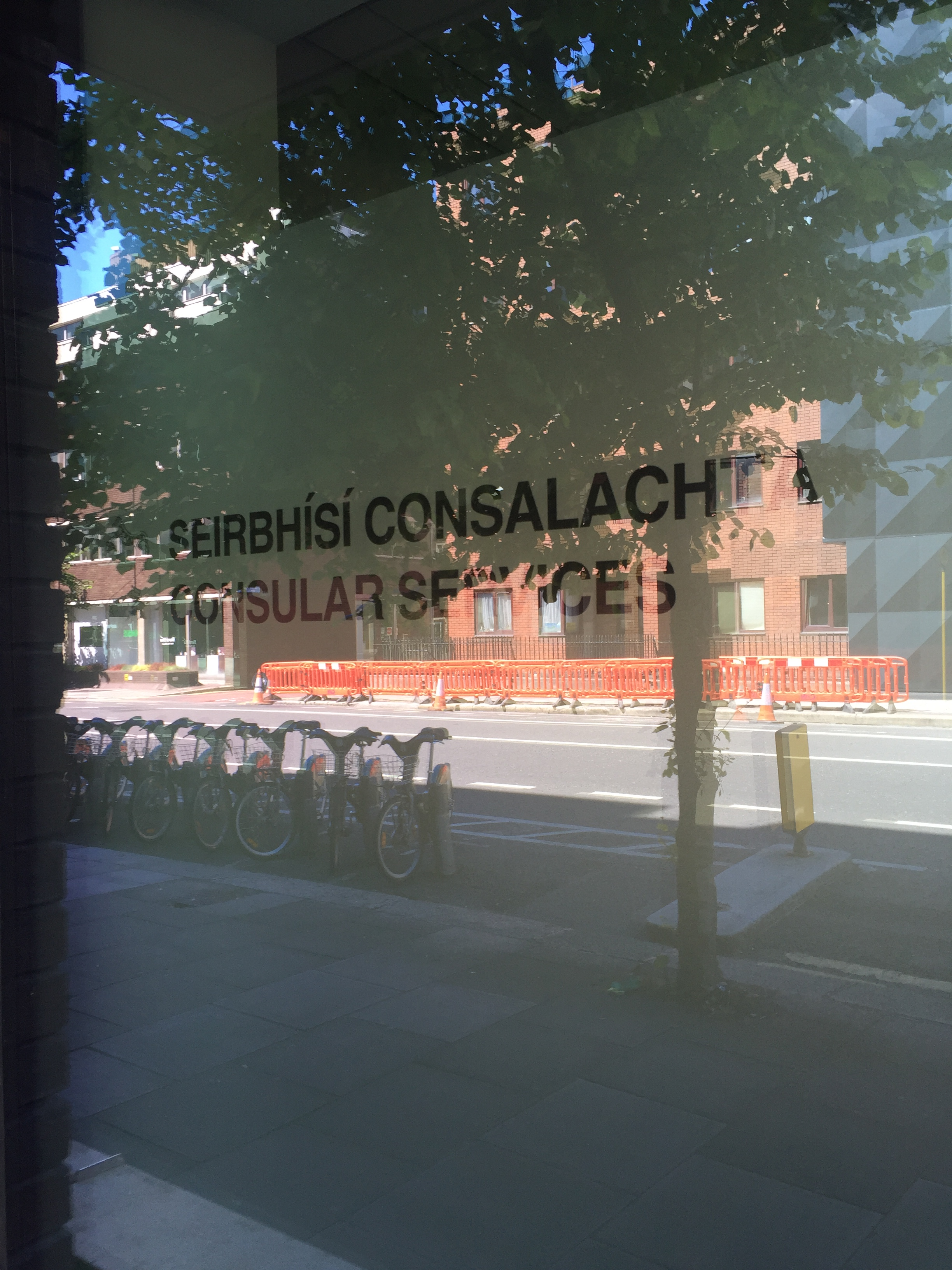 Consular Services - Department of Foreign Affairs - Apostille and Authentication - Cathal Young Notary Public in Dublin City Centre